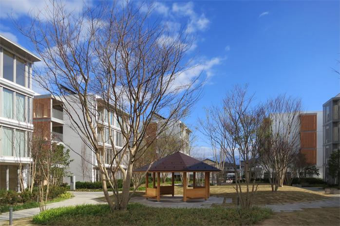 25 Projects by Fumihiko Maki- Passsivetown, 2nd block