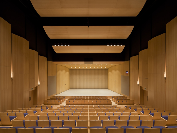 25 Projects by Fumihiko Maki -Shimizu Performing Arts Center