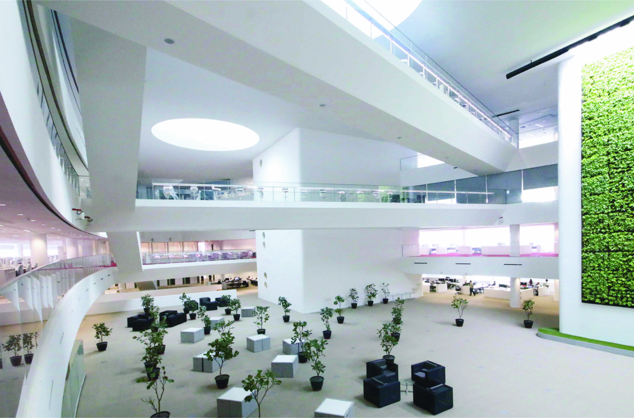 25 Projects by Fumihiko Maki -Singapore MediaCorp