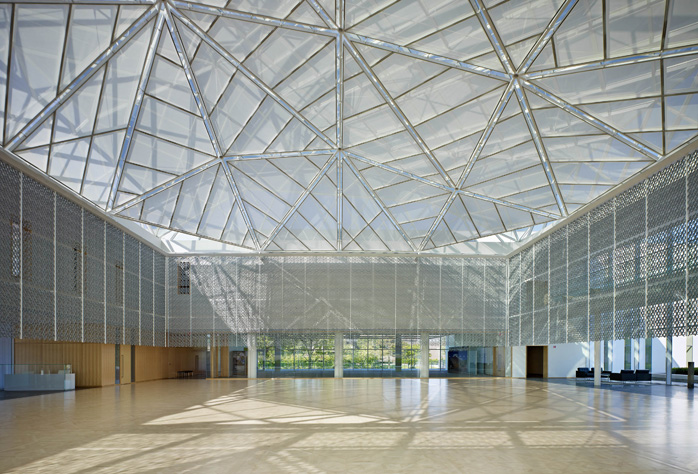 25 Projects by Fumihiko Maki -The Delegation of The Ismaili Imamat