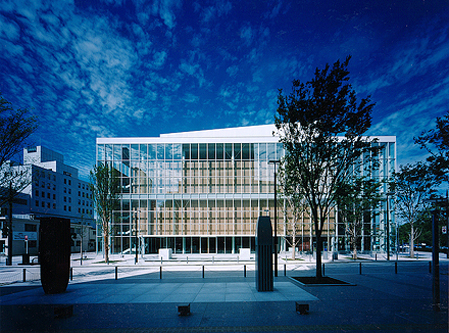 25 Projects by Fumihiko Maki -Toyama International Conference Centre