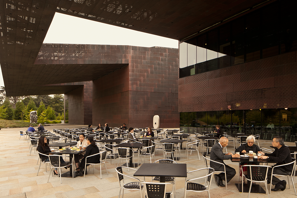 Museums around the World The Finger building by Herzog & de Meuron