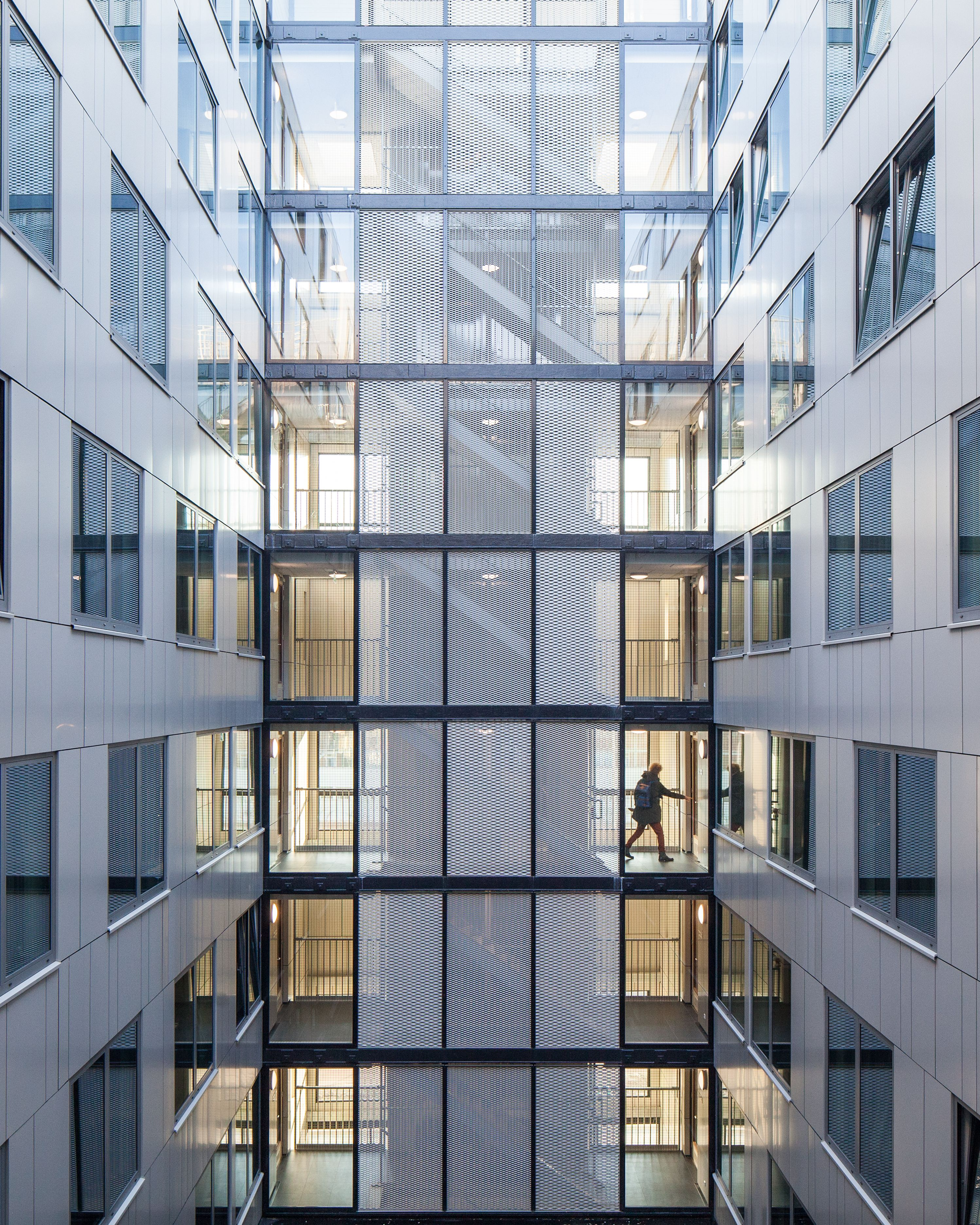 Erasmus Campus Student Housing by mecanoo architecten - Sheet5