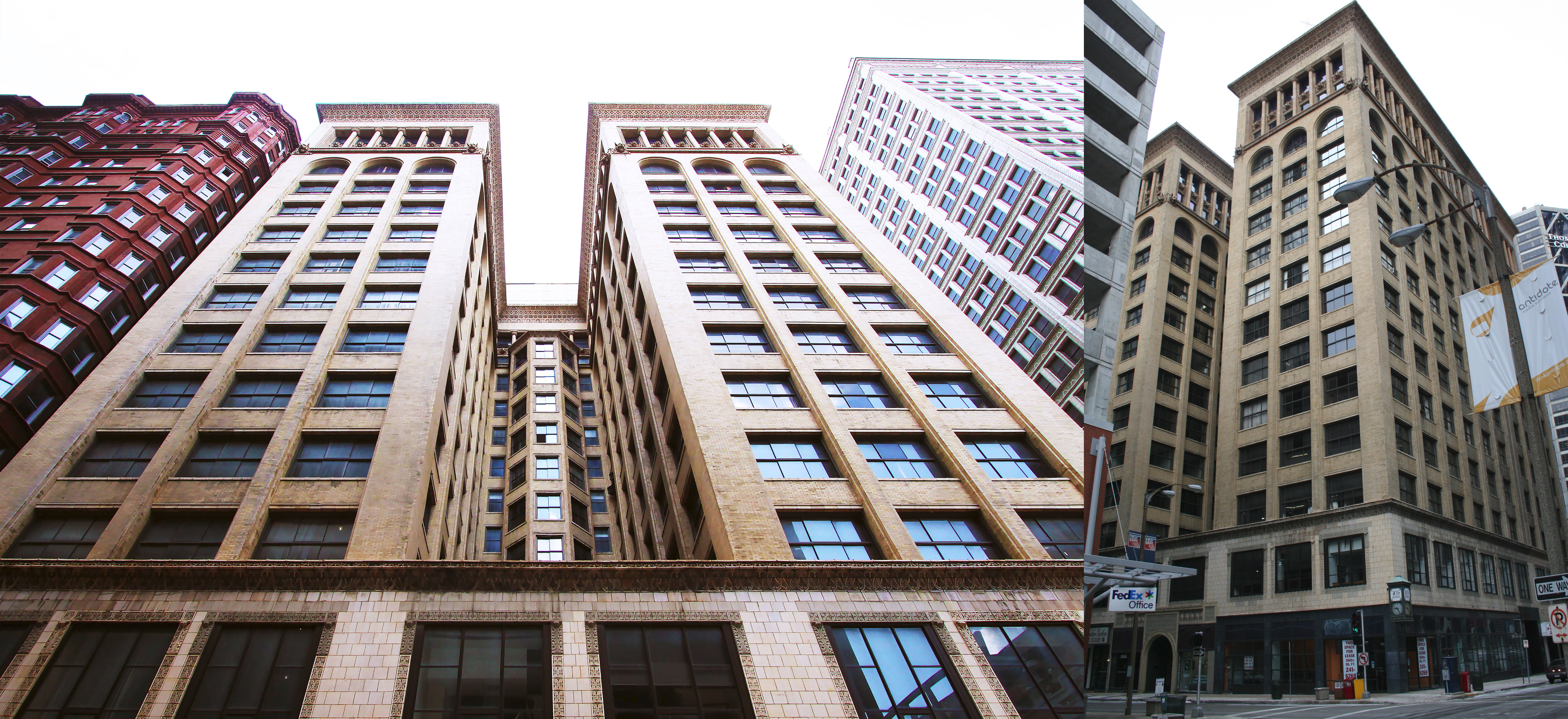 "15 Projects by ""Father of Skyscrapers"" Louis Sullivan - Union Trust Building"