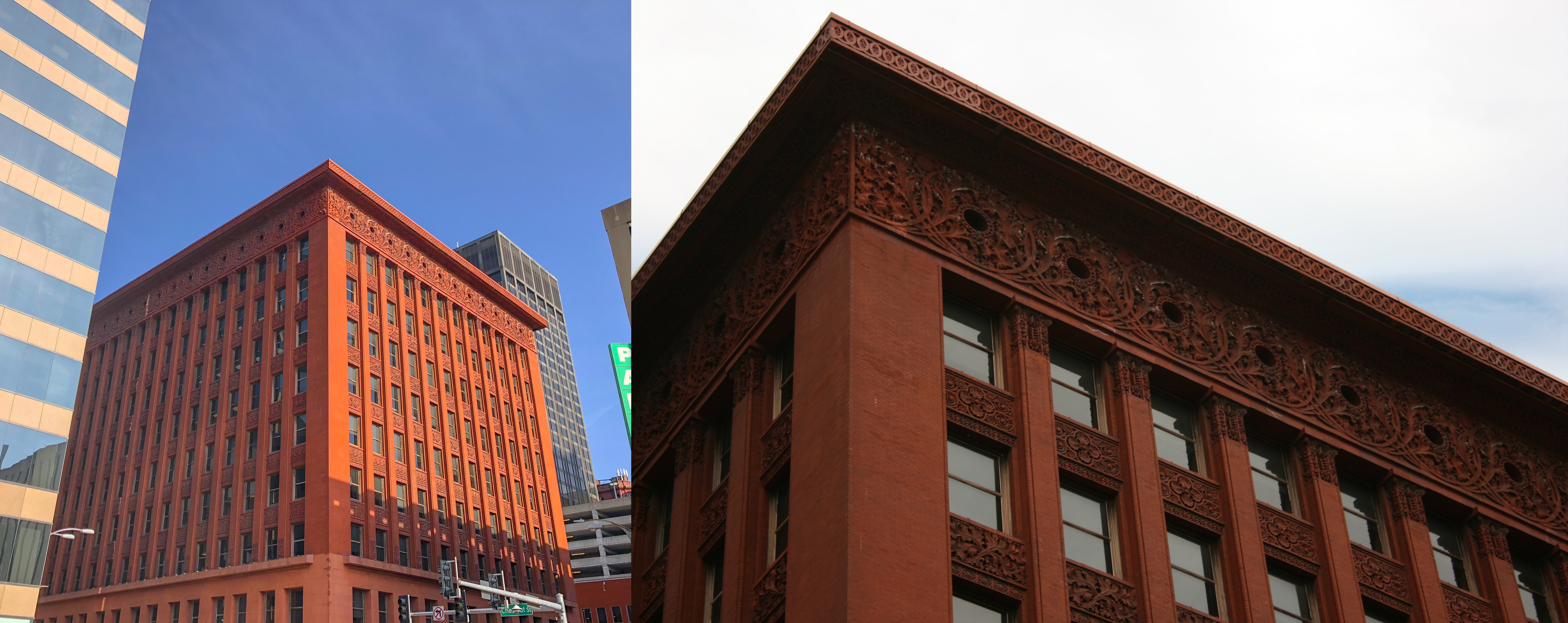 "15 Projects by ""Father of Skyscrapers"" Louis Sullivan - Wainwright Building"