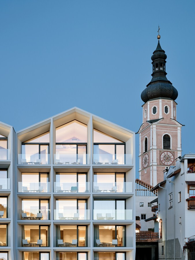 Hotel Schgaguler By Peter Pichler Architecture - Sheet1