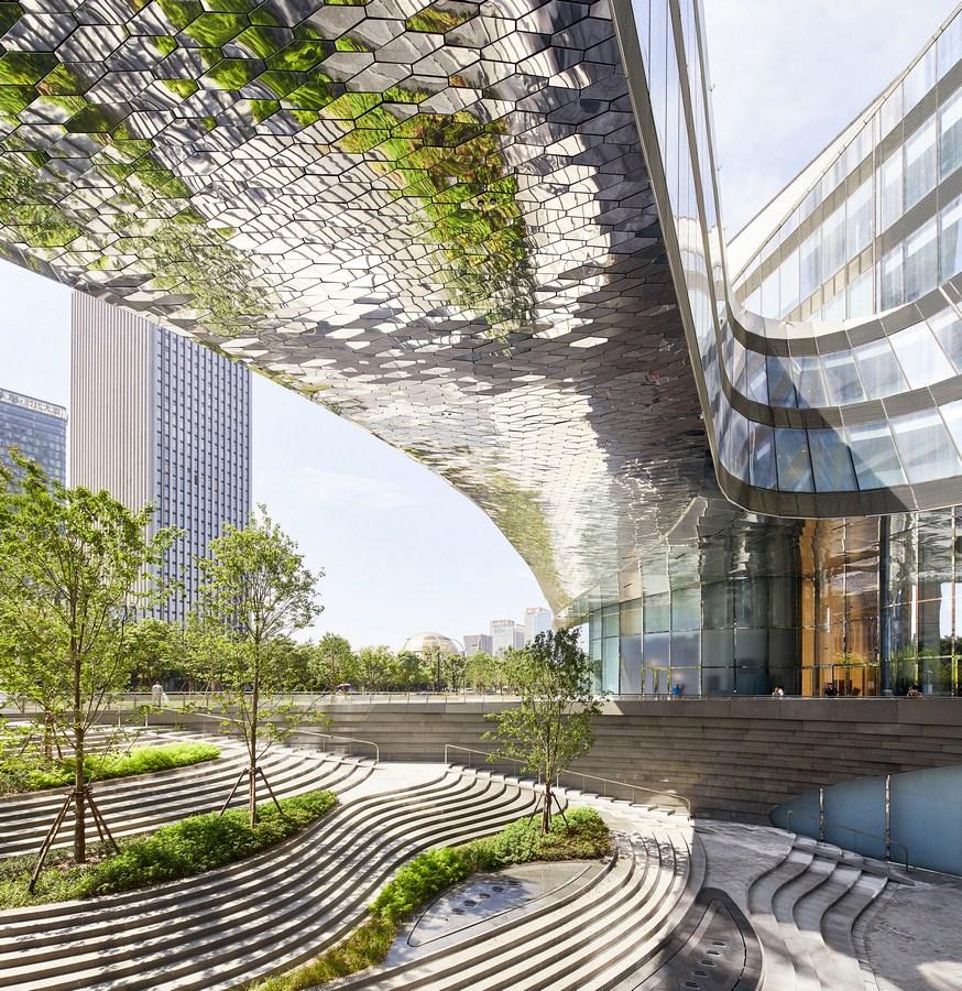 Raffles City Hangzhou By UNStudio - Sheet24