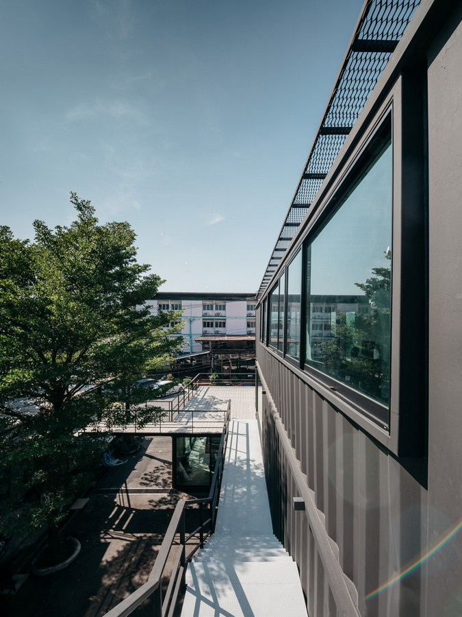 Muangthongthani Carcare By Archimontage Design Fields Sophisticated - Sheet11