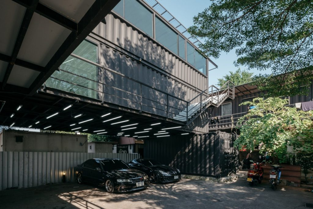Muangthongthani Carcare By Archimontage Design Fields Sophisticated - Sheet6