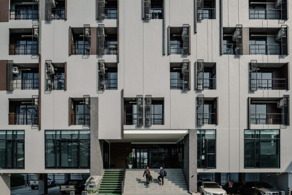 Latkrabang Apartment By Archimontage Design Fields Sophisticated - Sheet3