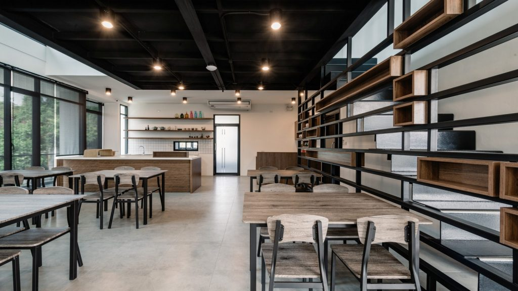 Latkrabang Apartment By Archimontage Design Fields Sophisticated - Sheet9