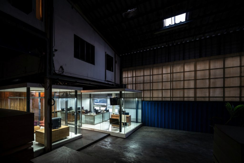 Paknam Office By Archimontage Design Fields Sophisticated - Sheet14