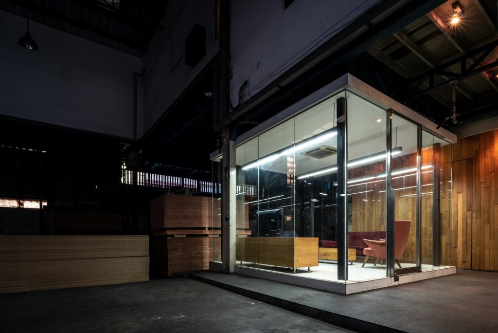 Paknam Office By Archimontage Design Fields Sophisticated - Sheet16