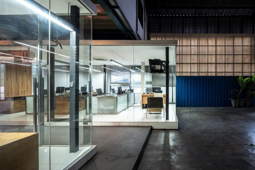 Paknam Office By Archimontage Design Fields Sophisticated - Sheet4