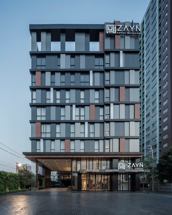 Srinakarin Hotel By Archimontage Design Fields Sophisticated - Sheet10