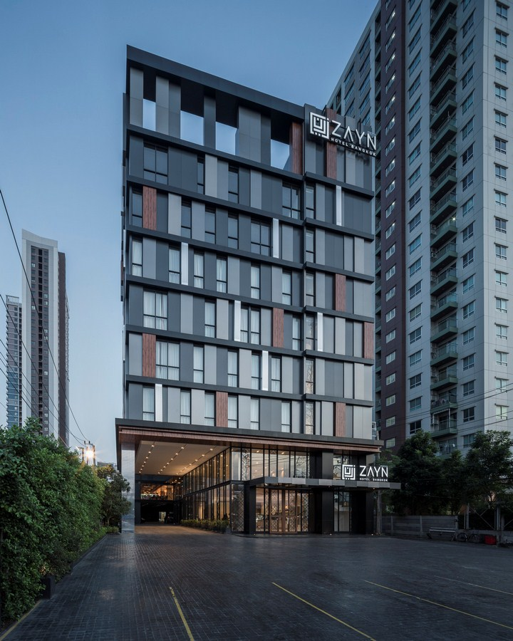 Srinakarin Hotel By Archimontage Design Fields Sophisticated - Sheet9