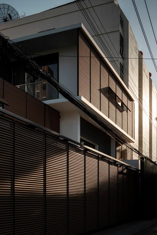 Sukhumvit 91 House By Archimontage Design Fields Sophisticated - Sheet11