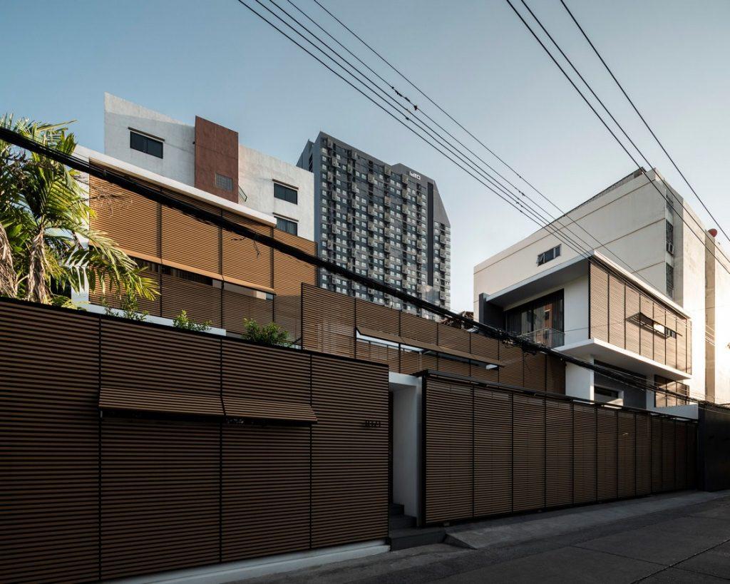 Sukhumvit 91 House By Archimontage Design Fields Sophisticated - Sheet5