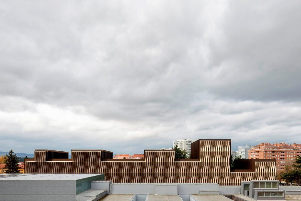 Biomedical Research Center By VAILLO+IRIGARAY ARCHITECTS - Sheet10