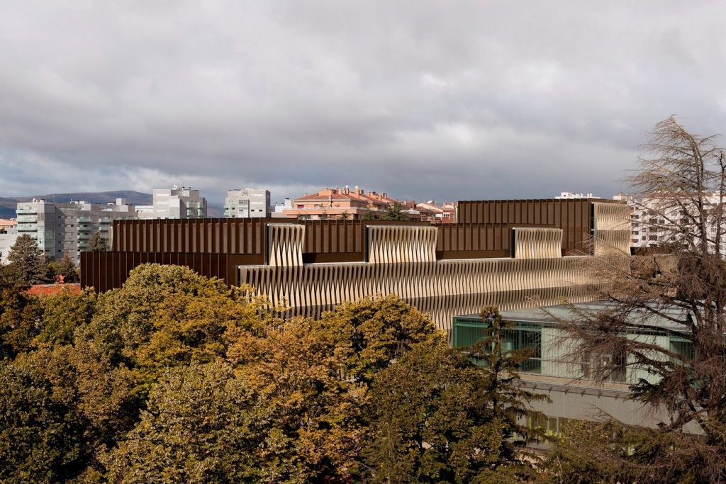 Biomedical Research Center By VAILLO+IRIGARAY ARCHITECTS - Sheet5