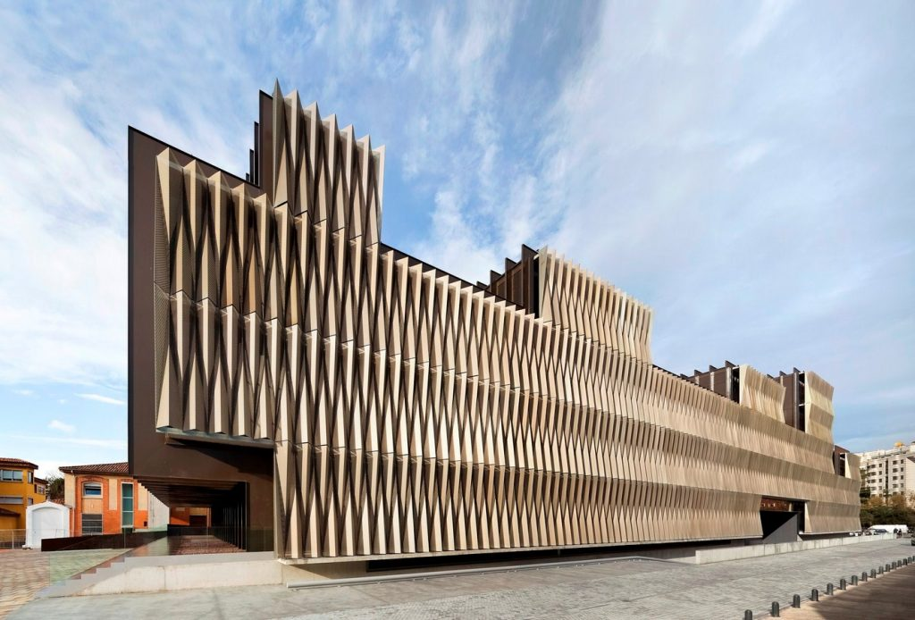 Biomedical Research Center By VAILLO+IRIGARAY ARCHITECTS - Sheet6
