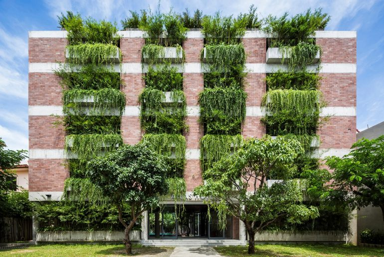 Atlas Hotel By Vo Trong Nghia Architects - Sheet1
