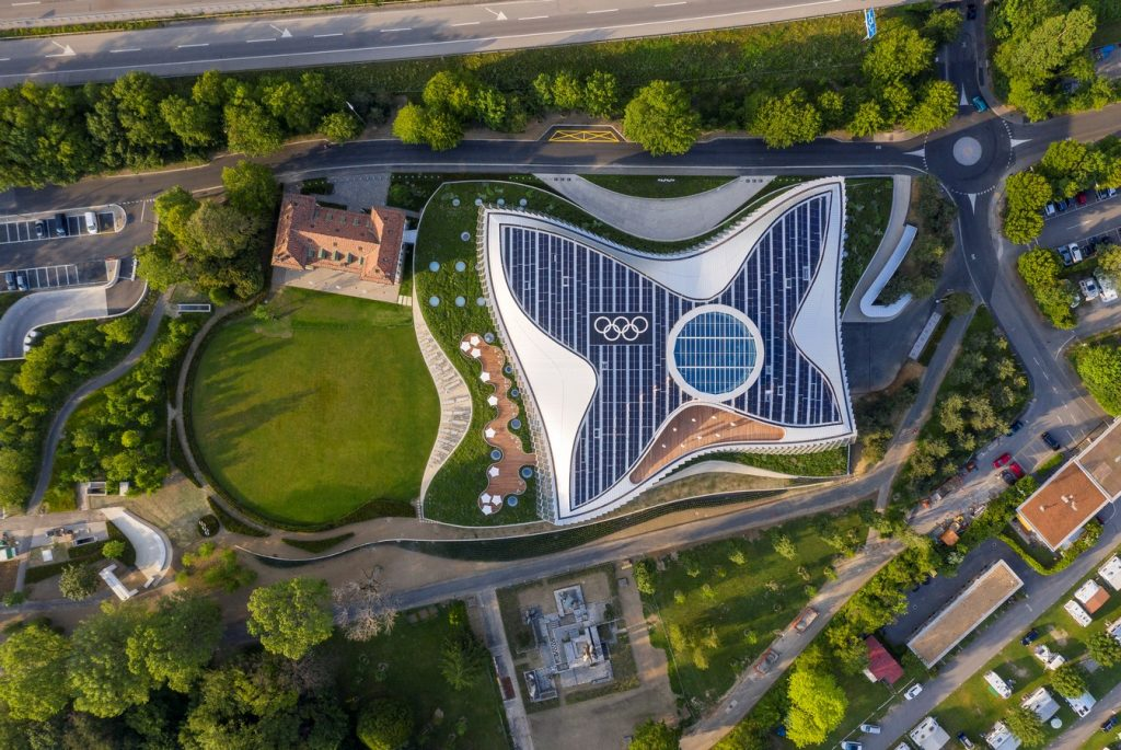 Olympic House Press Package By 3XN - Sheet2