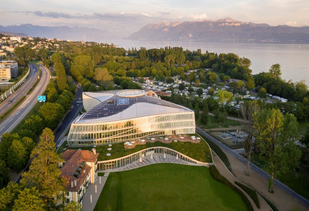 Olympic House Press Package By 3XN - Sheet7
