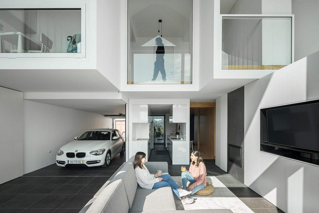 Arch House By FRARI - architecture network - Sheet14
