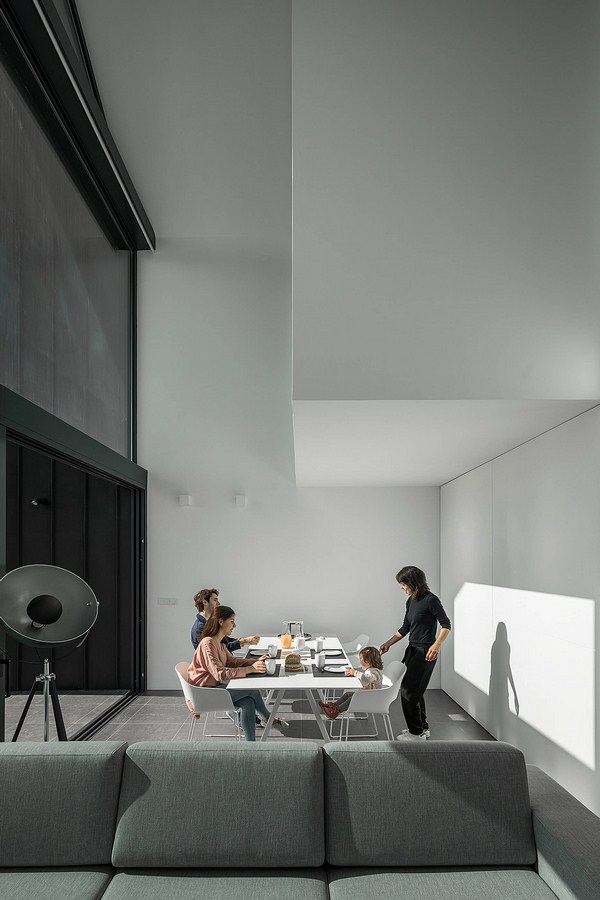 Arch House By FRARI - architecture network - Sheet4