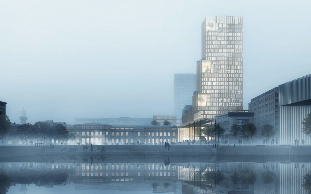 Nordic Light Fjordporten By Reiulf Ramstad Architects - Sheet2