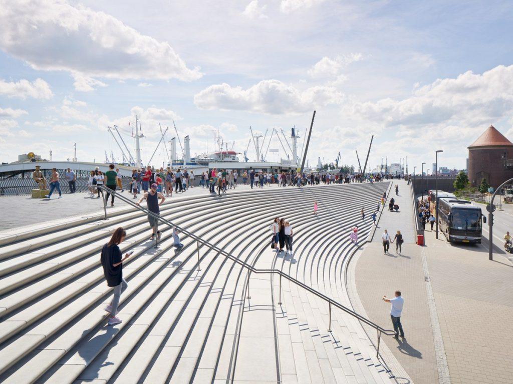 Hamburg River Promenade By Zaha Hadid Architects - Sheet9