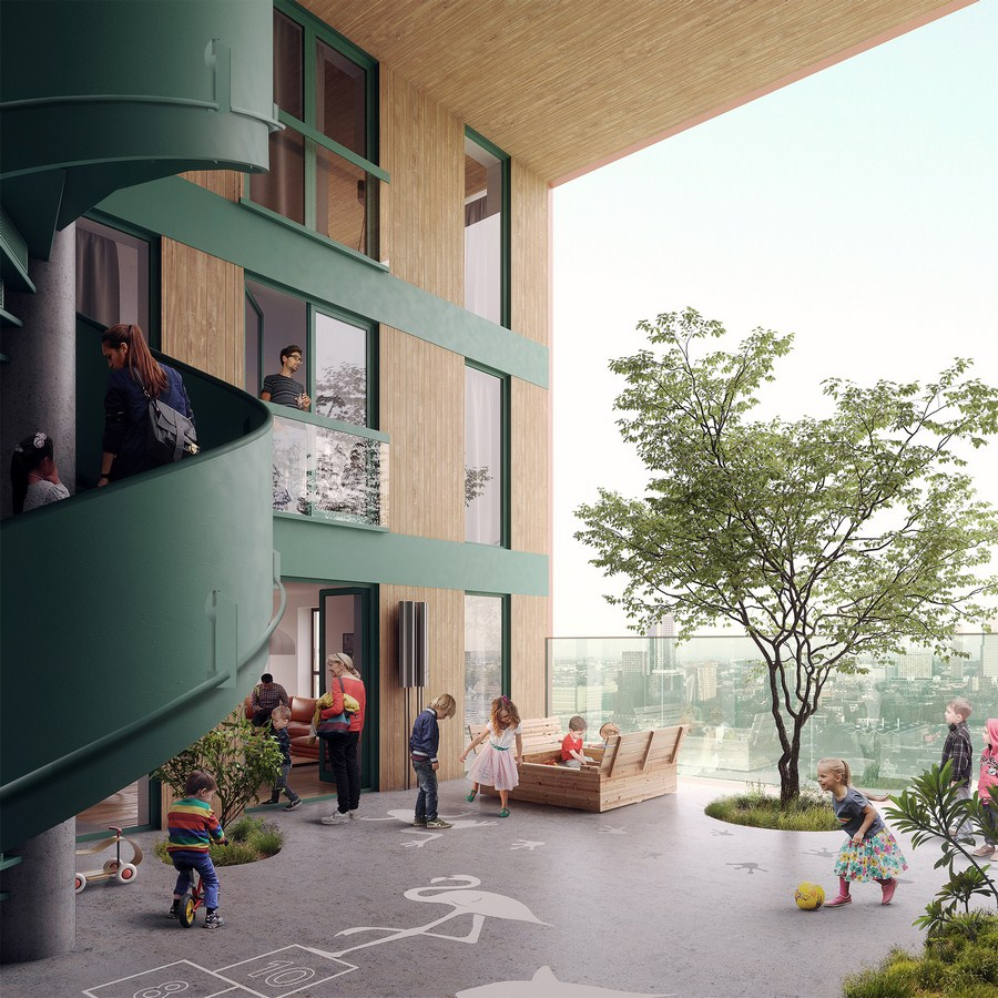 Binck Blocks By LEVS architecten - Sheet5