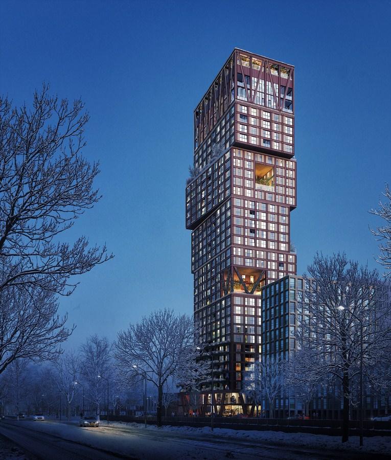 Binck Blocks By LEVS architecten - Sheet6