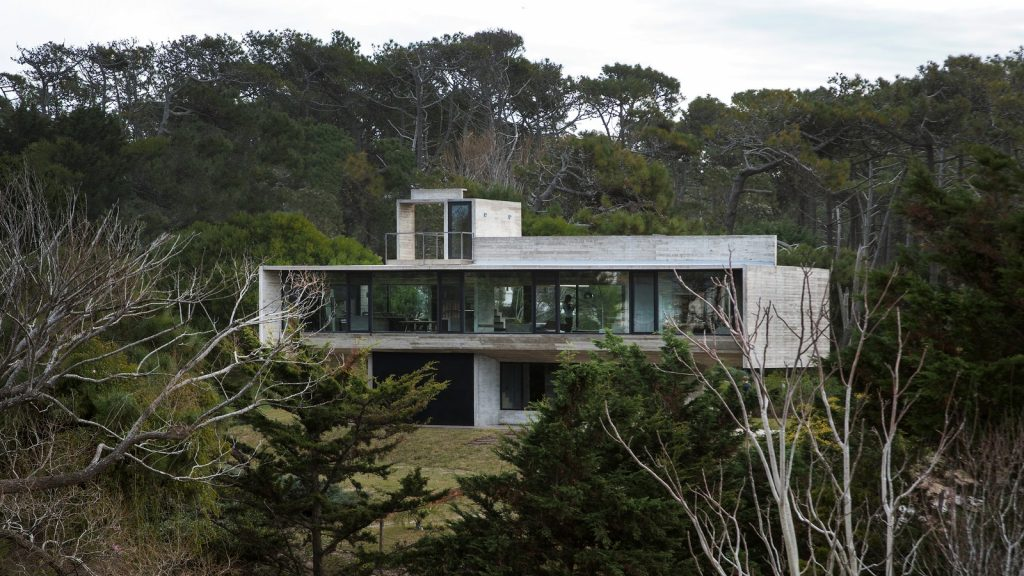 Carilo House By Luciano Kruk Arquitectos - Sheet1