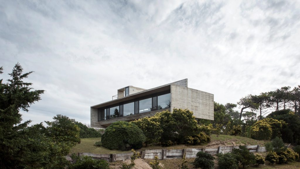 Carilo House By Luciano Kruk Arquitectos - Sheet3