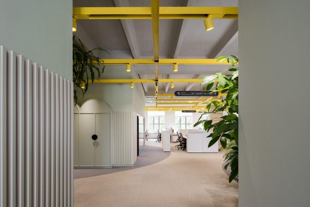 Detsky Mir headquarters By Form Bureau - Sheet1