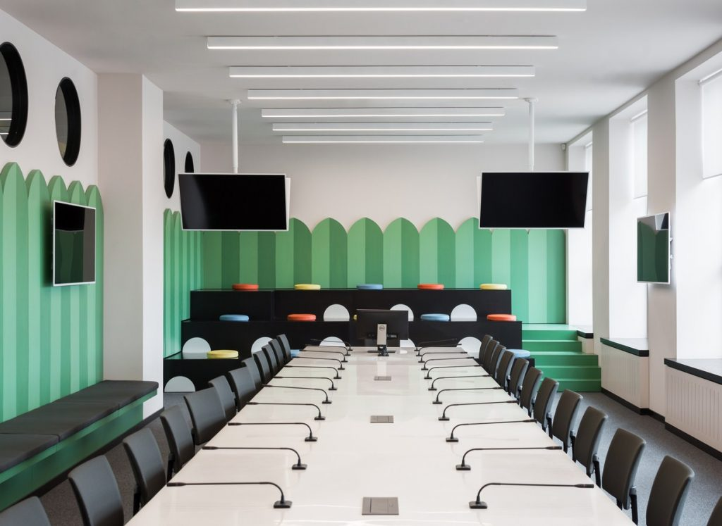 Detsky Mir headquarters By Form Bureau - Sheet4