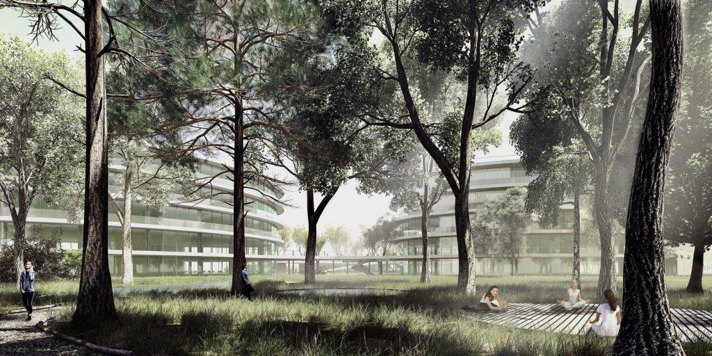 Campus La Calandria By MSGSSS - Sheet4