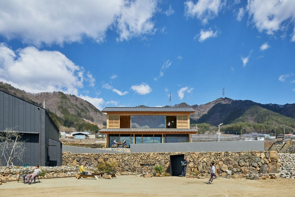 98 Winery By S PLUS ONE Architecture - Sheet2