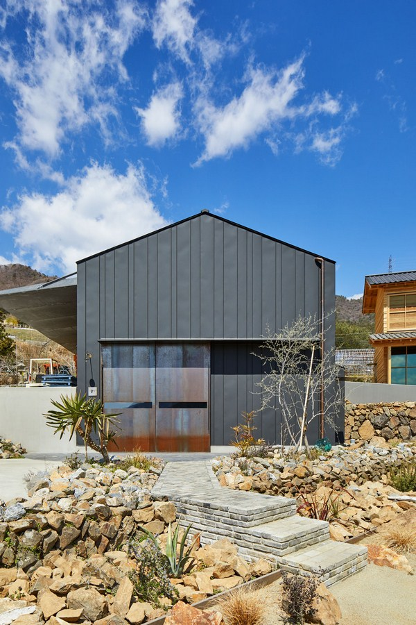 98 Winery By S PLUS ONE Architecture - Sheet4