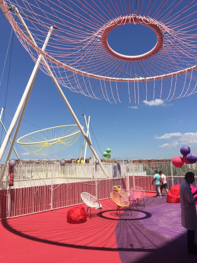 Roof Playground in Valencia By Rica Studio - Sheet7