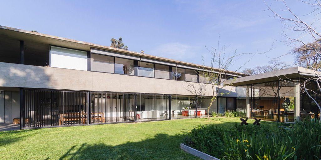 House CA + CV By Pablo Gagliardo - Sheet21