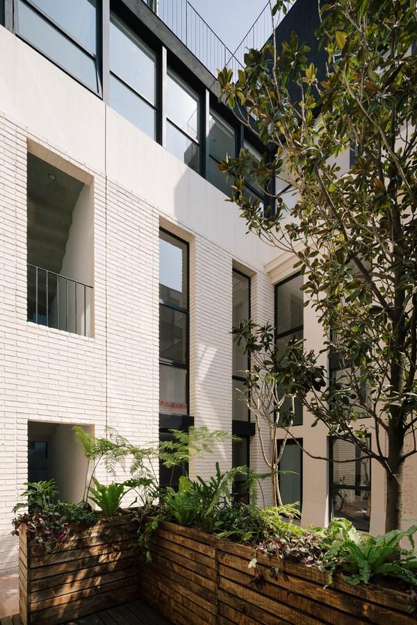 Córdoba-Reurbano Housing Building By Cadaval & Solà-Morales - Sheet11
