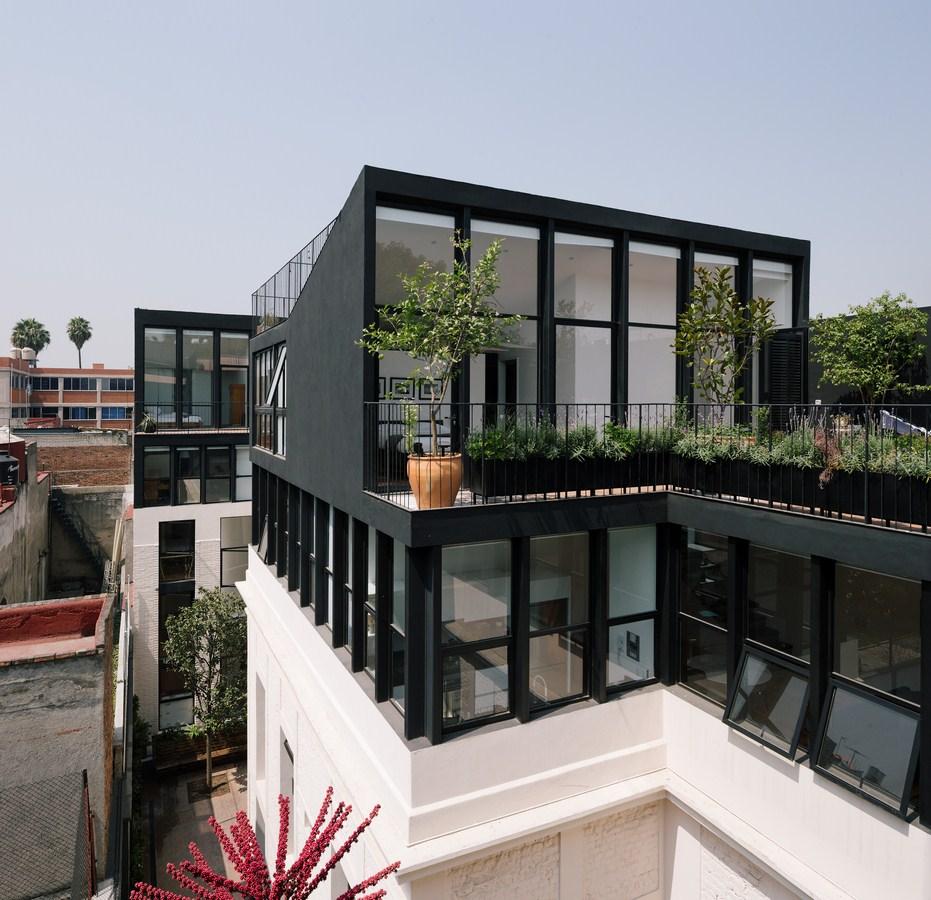 Córdoba-Reurbano Housing Building By Cadaval & Solà-Morales - Sheet14