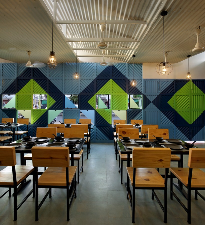 keshav kutir Restaurant By Manoj Patel Design Studio - Sheet4