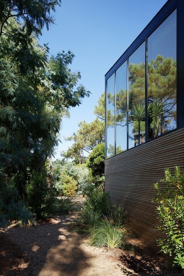 Holiday house with swimming pool in Cap Ferret (France) By Atelier du Pont - Sheet4