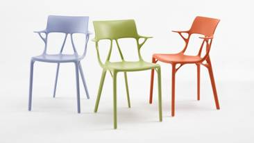 Whimsical designs by Philip Starck