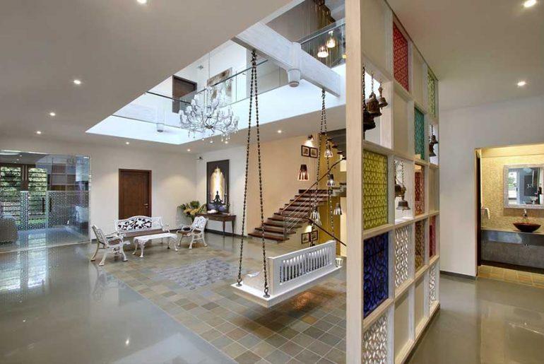 Courtyard house by Dipen Gada & Associates - sheet17