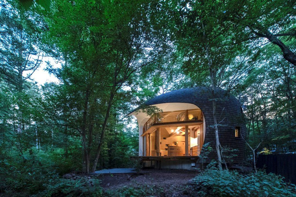 Shell House By Tono Mirai architects - Sheet3